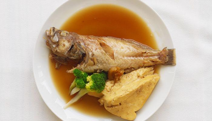 Japanese Fish Cooking